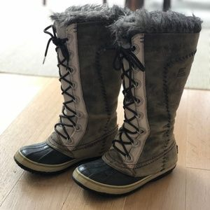 Sorel Cate the Great Deco Boots Size US 7